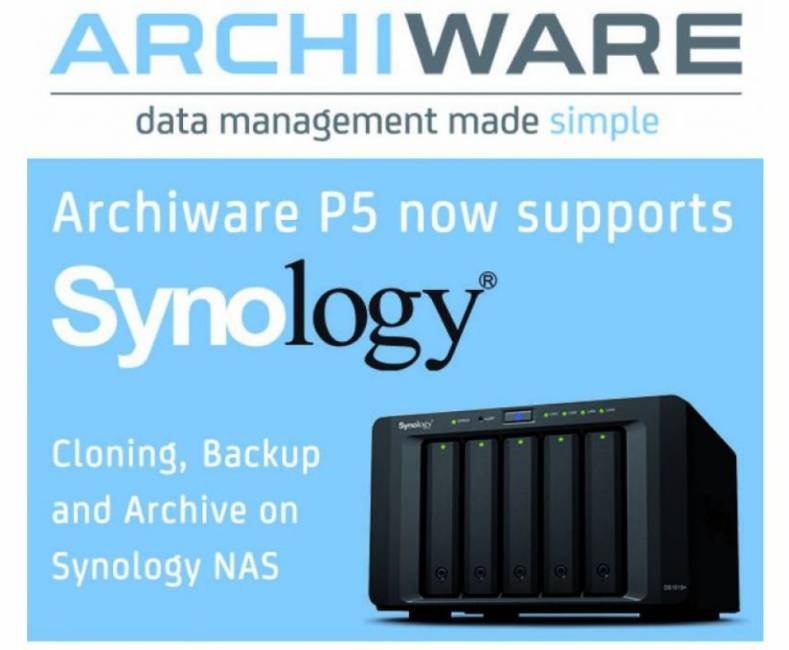 The main addition to P5 Archive of Archiware's MAM is the native LTFS integration.