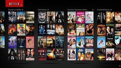 Netflix is one of the few networks offering 4K content.