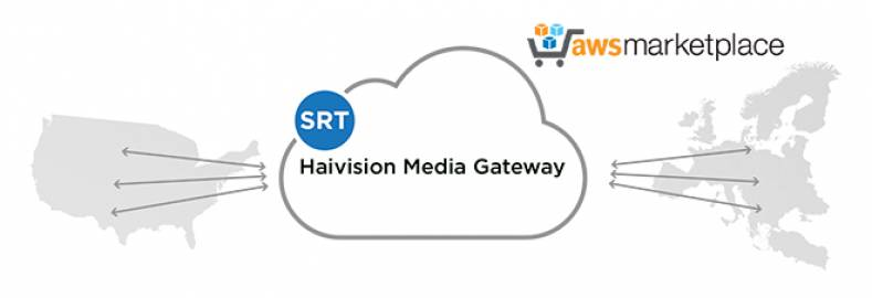 Haivision Media Gateway is available as a pay-as-you-go service or bring-your-own-license product.