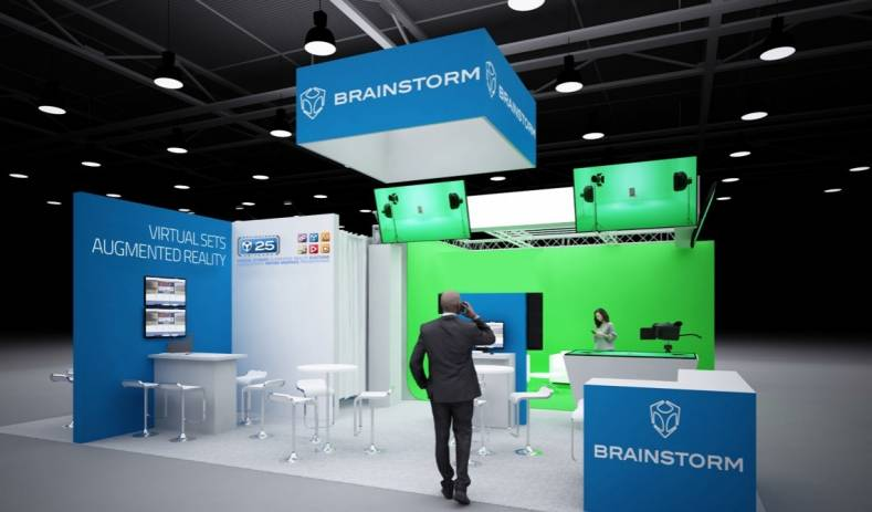 Look for Brainstorm to demonstrate photo-realistic imagery with real-time ray tracing at this year's show.