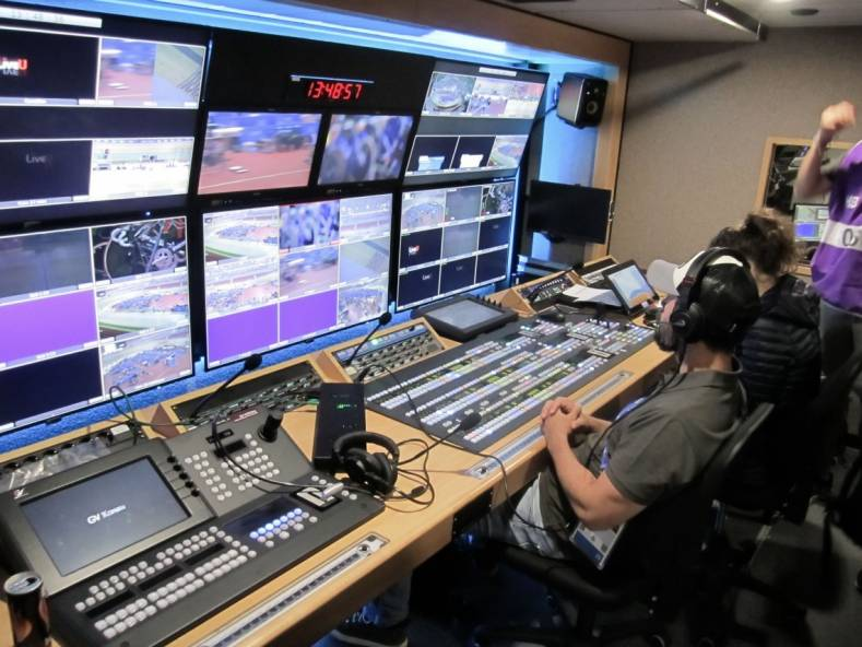 Broadcast Solutions recently delivered mobile production tools to Belarus TV for coverage of the European Games 2019.