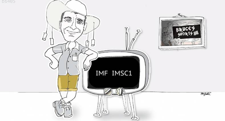 Bruce Shorts | IMF captions