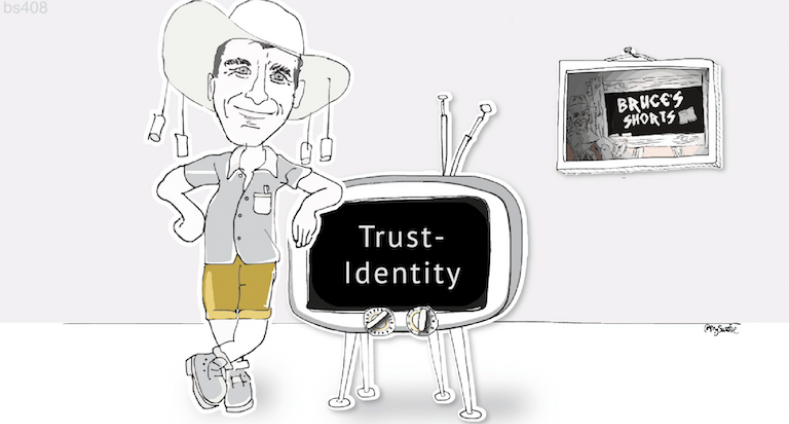 Trust and identity on the internet.