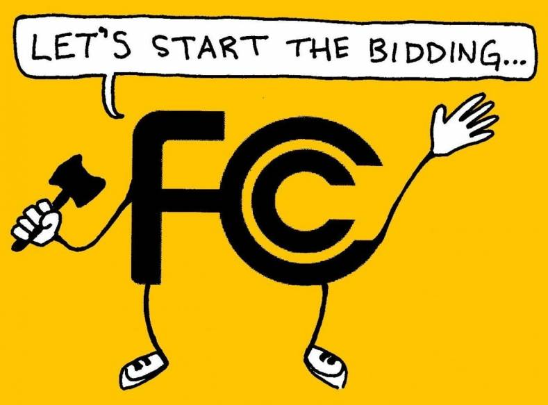 The upcoming FCC spectrum auction. Light at the end of the tunnel or an oncoming train?