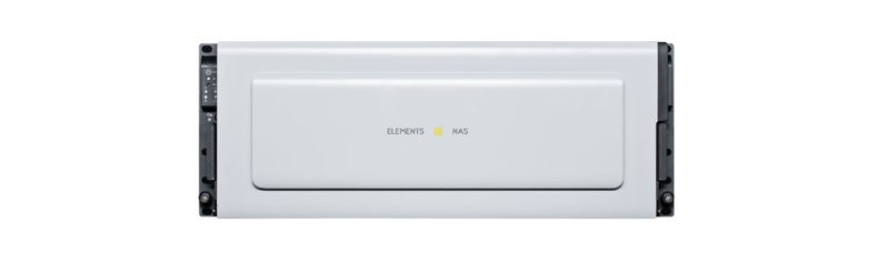 Elements NAS available in a 60bay version.