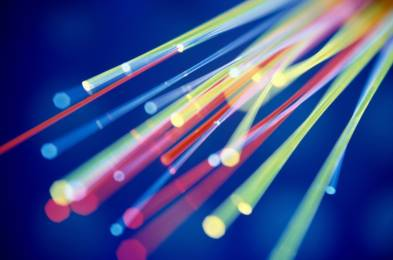 Fiber optics is an increasingly important technology in media facilities because of its wide bandwidth and immunity from interference.