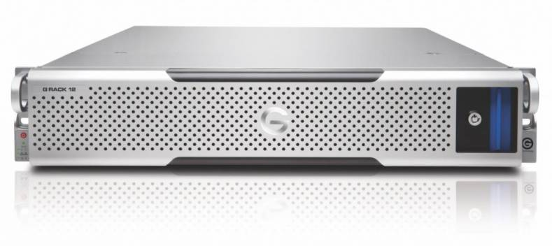 The G-RACK 12 is now available in EMEA.