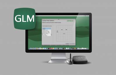 Genelec's GLM monitoring calibration system can help set up large immersive loudspeaker systems and also act as the monitoring controller.