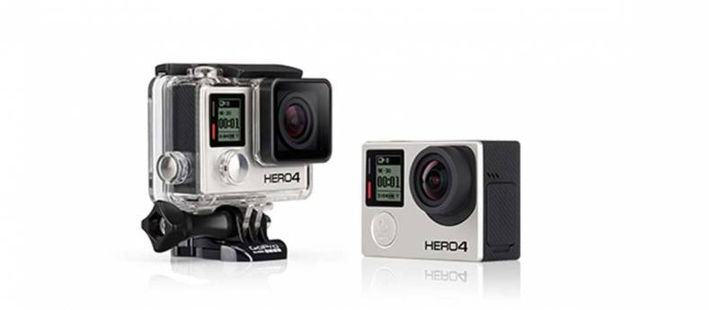 GoPro launches Hero4 with streaming built-in