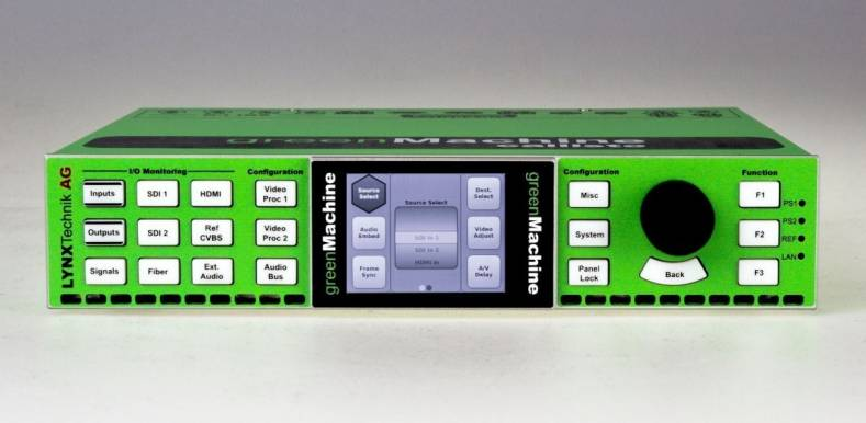 LYNX Technik is offering three greenMachine packages in popular configurations.