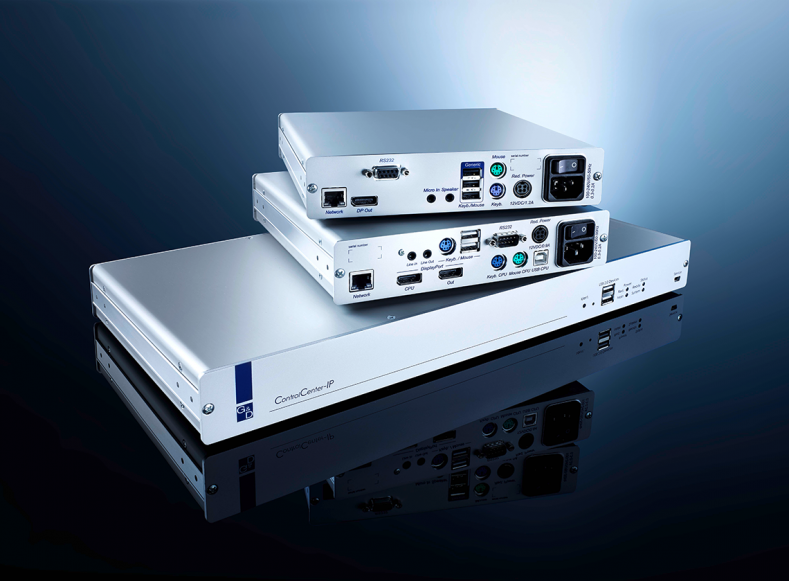 G&D KVM-over-IP supports both today's and tomorrow's control needs.