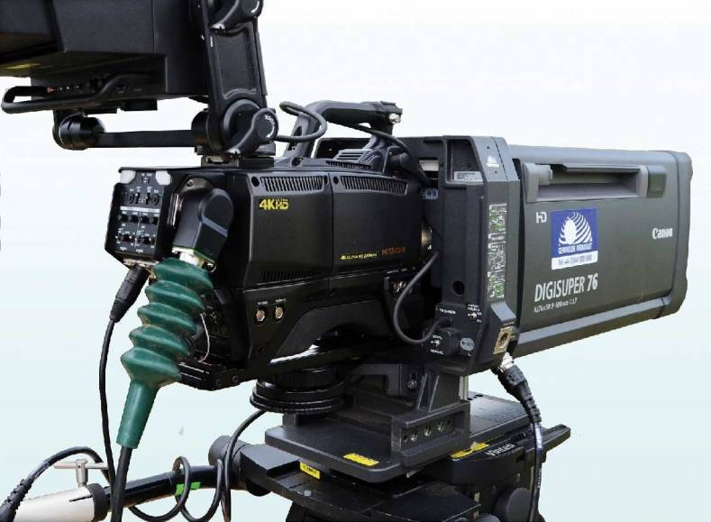 Gearhouse Broadcast to buy fifty of the new Hitachi UHD4000 camera systems for delivery December 2014.