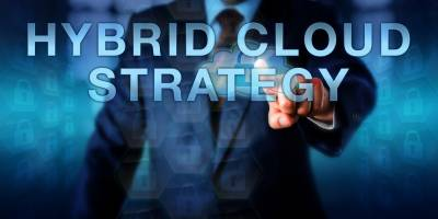 A hybrid cloud workflow strategy is increasingly popular with leading-edge companies.
