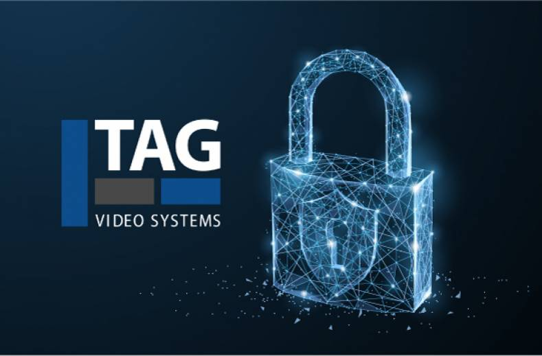 TAG Video Systems has added decryption support for yet another encryption system.