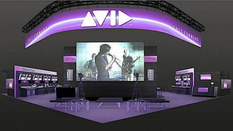 Avid will showcase how the company