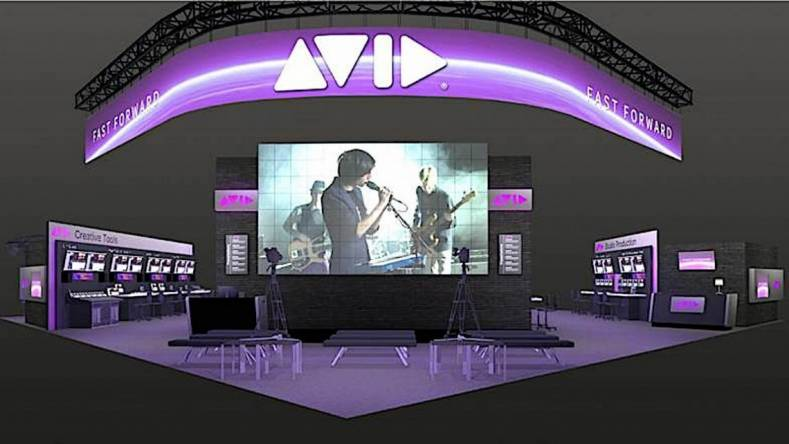 Avid will showcase how the company's solutions can do almost everything through the cloud while still maintaining openness.