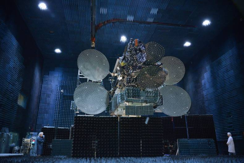 BBC Renews Contract with Intelsat for Global News Channel - The