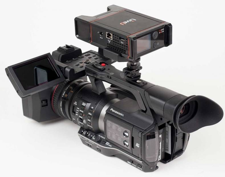 Panasonic P2HD cameras like the AJ-PX270 will be fitted with LiveU cloud upload, content and remote management functionality