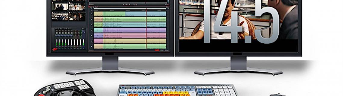 Lightworks gives you different options for audio/video editing. Try it. You might like it.