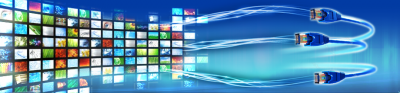 The future of video and television facilities is file-based and IP centric. Image courtesy Playbox.