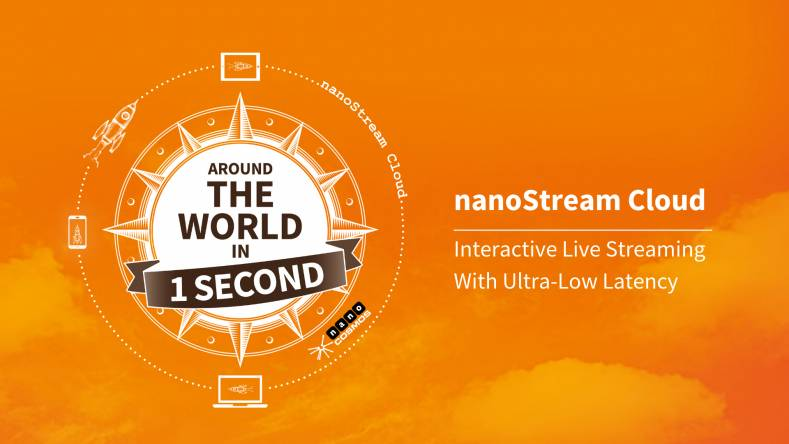nanoStream Cloud service.
