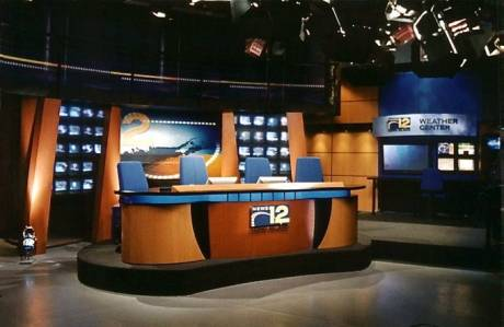 Newscasts for News 12's channels will be produced by  one operator with a Grass Valley automated production system.