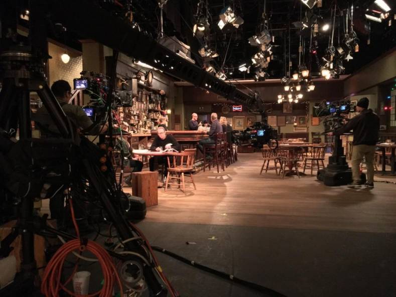 Multi-camera shoot for 4K/HD web series 'Horace and Pete' relies on VariCam to support fast turnaround production.