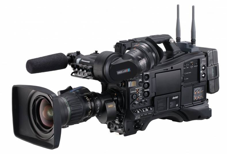 The latest in the P2HD camcorders, the PX5100 offers 1080P50/60 and HDR capture.