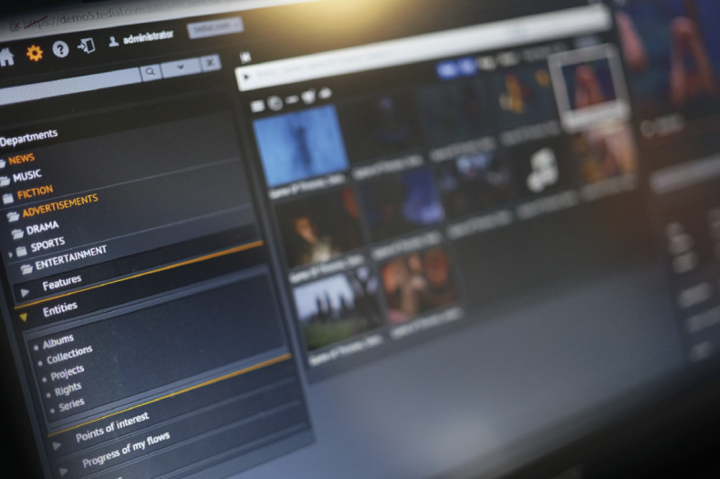 The key to moving assets quickly through a production-to-air workflow lies in leveraging IMF.