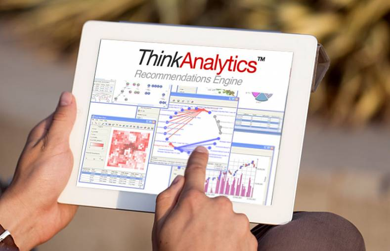 The ThinkAnalytics portfolio gives customers a holistic view of their business with full viewer lifecycle management.
