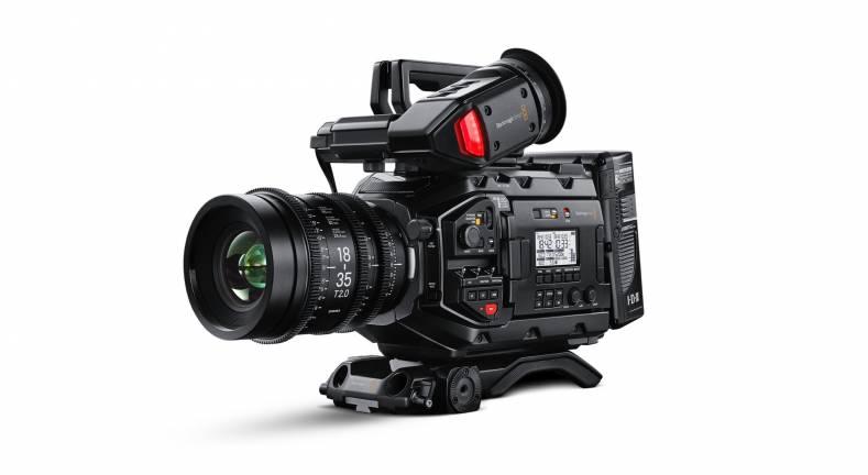 Blackmagic Design Updates Ursa Mini Pro Camera The Broadcast Bridge Connecting It To Broadcast