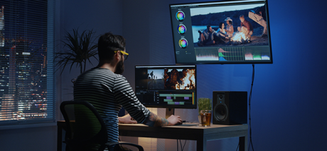 Cloud or remote, VFX workflows are still possible.