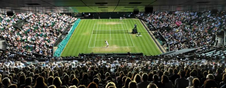Wimbledon Broadcast Services supplied multi-camera coverage of all 18 courts of the 2018 Wimbledon tournament for the first time.