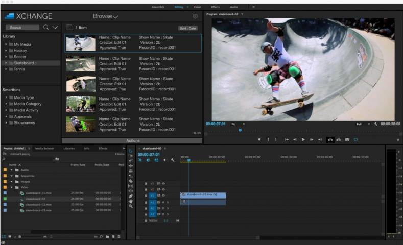 Primestream Adds Adobe Xchange - The Broadcast Bridge