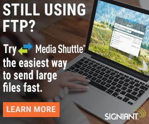 Signiant Media Shuttle