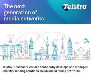 Telstra Broadcast Services