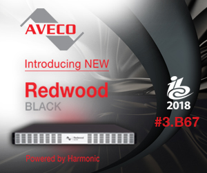 Aveco Redwood BLACK