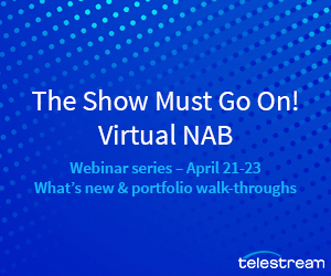 Telestream - Virtual NAB