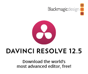Blackmagic - DaVinci Resolve