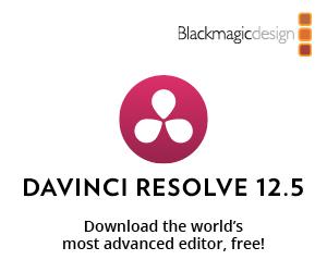 Blackmagic - DaVinci Resolve