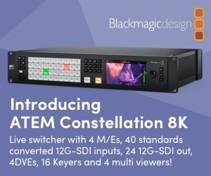 Blackmagic ATEM Constellation 8K