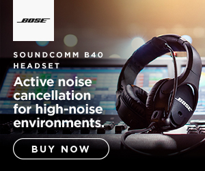 Bose Soundcomm B40