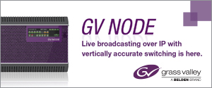 Grass Valley - GV Node - July 2016