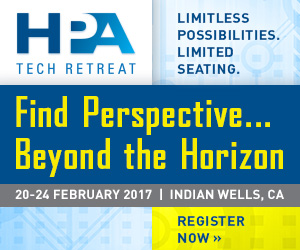 HPA Tech Retreat 2017