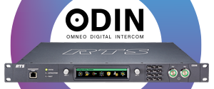 RTS Intercoms - ODIN Omneo Digital Intercom