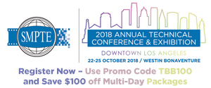 SMPTE 2018 Annual Technical Conference and Exhibition