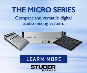 Harman / Studer - Micro Series