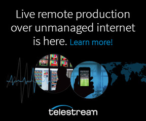 Teletream Banner - July 2018
