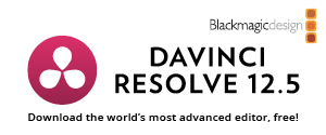 Blackmagic - DaVinci Resolve - October 2016