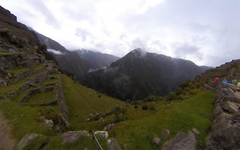 Figure 9: One View of Machu Picchu.